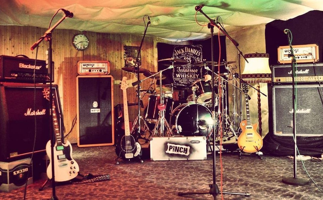 Let There Be Rock: Huub Music Room
